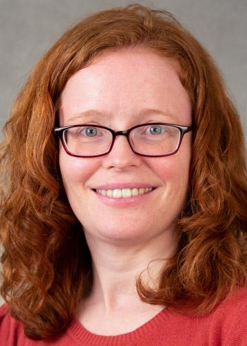 Dr. Heather McEntarfer