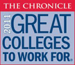 Great Colleges 2011 Logo