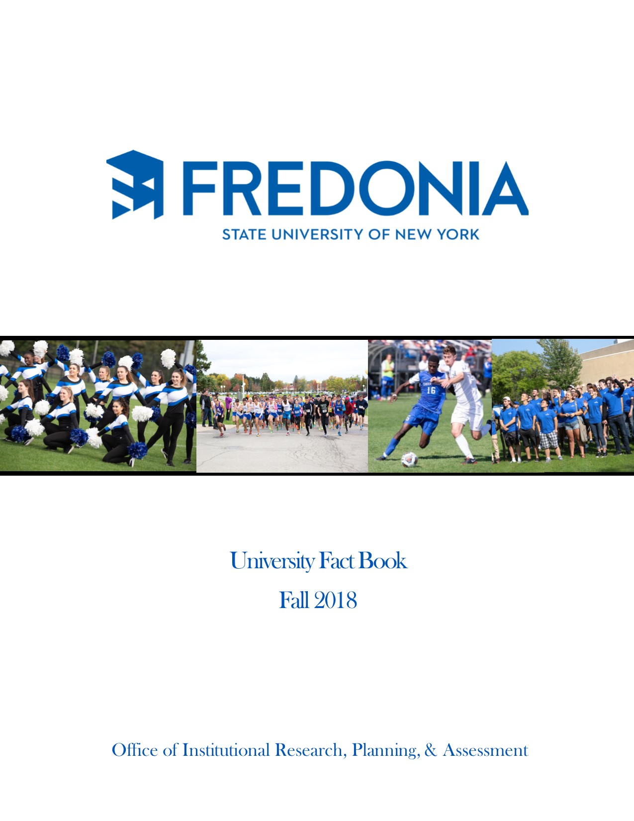 SUNY at Fredonia University Factbook Fall 2016