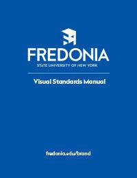 Fredonia brand book cover