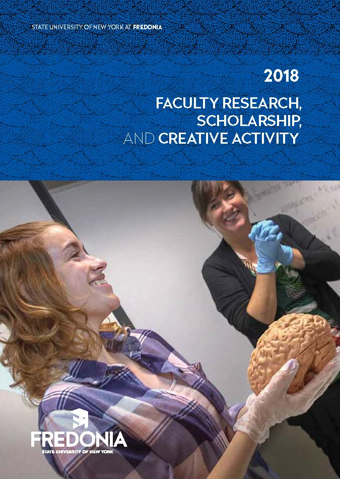 Cover art: Faculty Accomplishments Publication