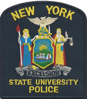 Image of Patch of University Police, Fredonia