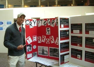 "Mike Seay and ""cryptography and terrorism"""