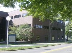 EDP OFFICES ARE LOCATED IN THOMPSON HALL - E284