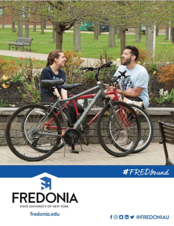 Fredonia International Viewbook