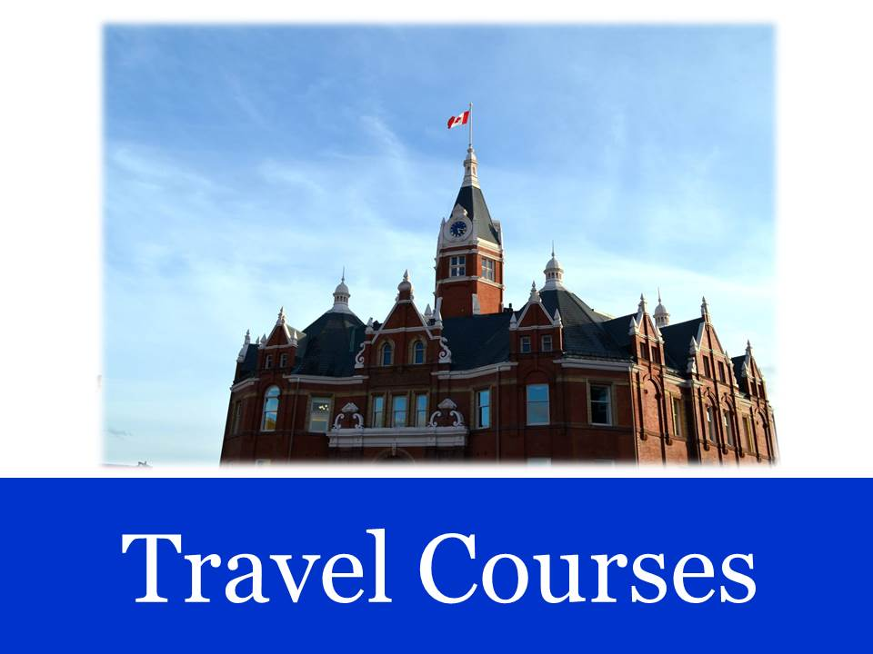 Travel Courses