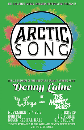 Arctic Song Promo Poster