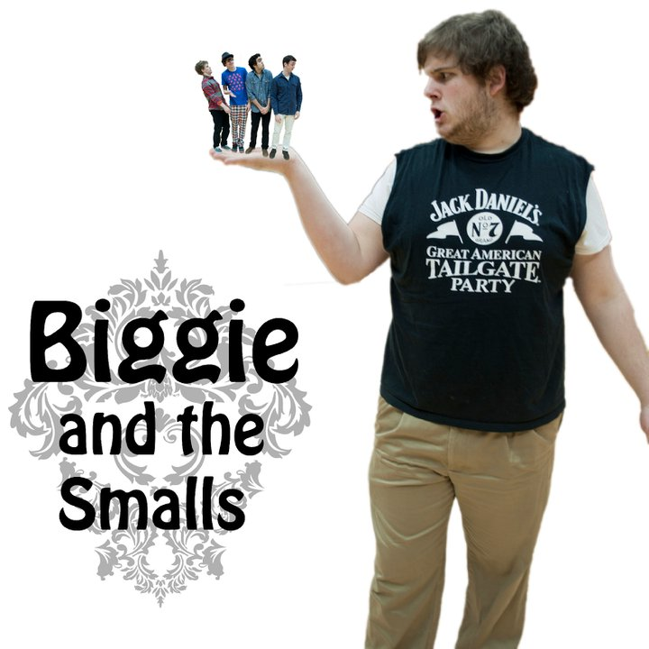 Biggie and the Smalls Flyer