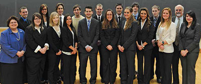Fredonia's Students in Free Enterprise (SIFE) Team