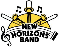 New Horizons Band Logo