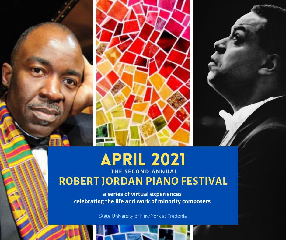 Robert Jordan Piano Festival