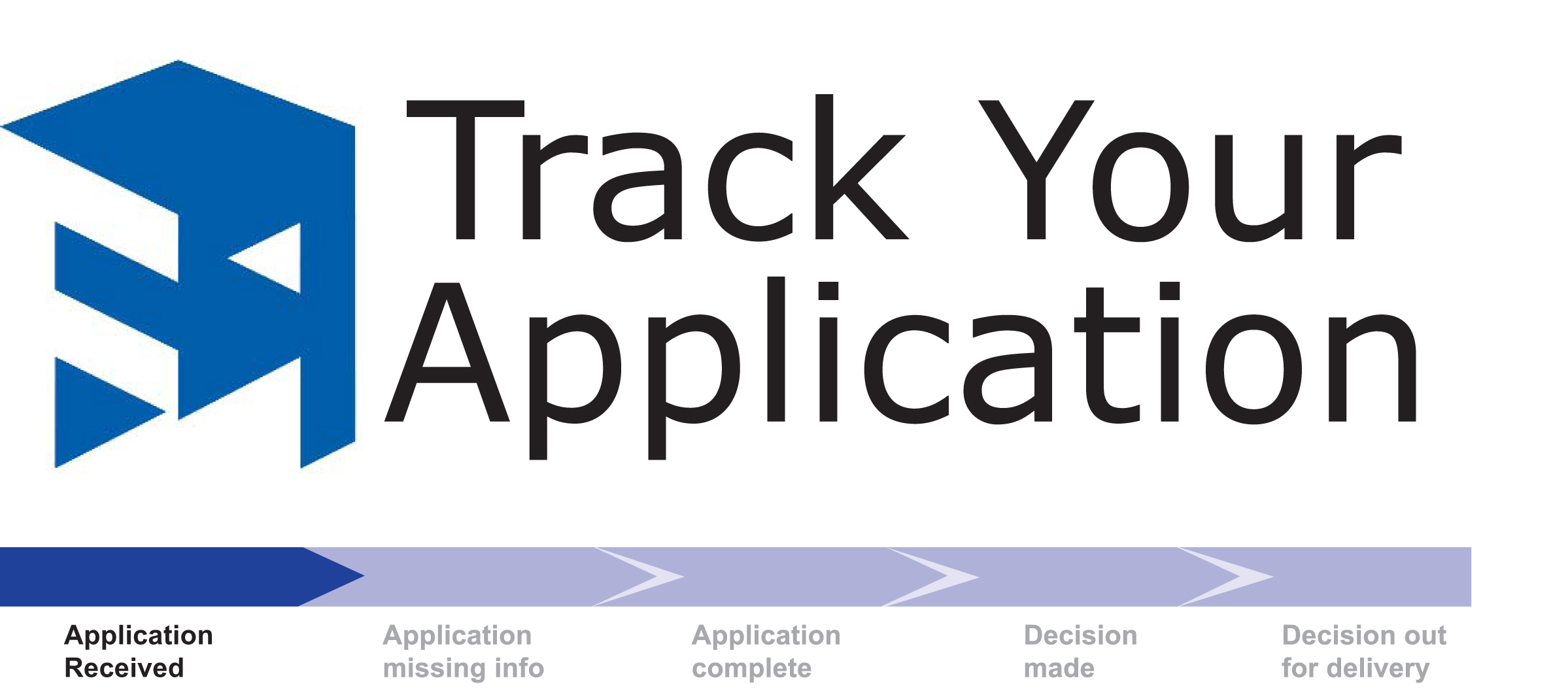Track Your Application Stage 1: Application Received