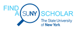 Find a SUNY Scholar