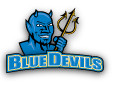 Fredonia Blue Devils Athletics logo and link to athletic site
