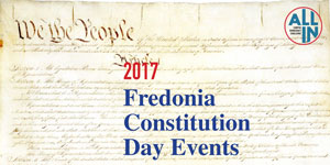 Examination of President Trump's actions, open dialogues highlight Constitution Day
