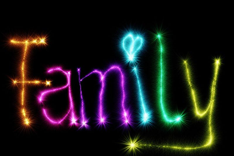 Logo for Family