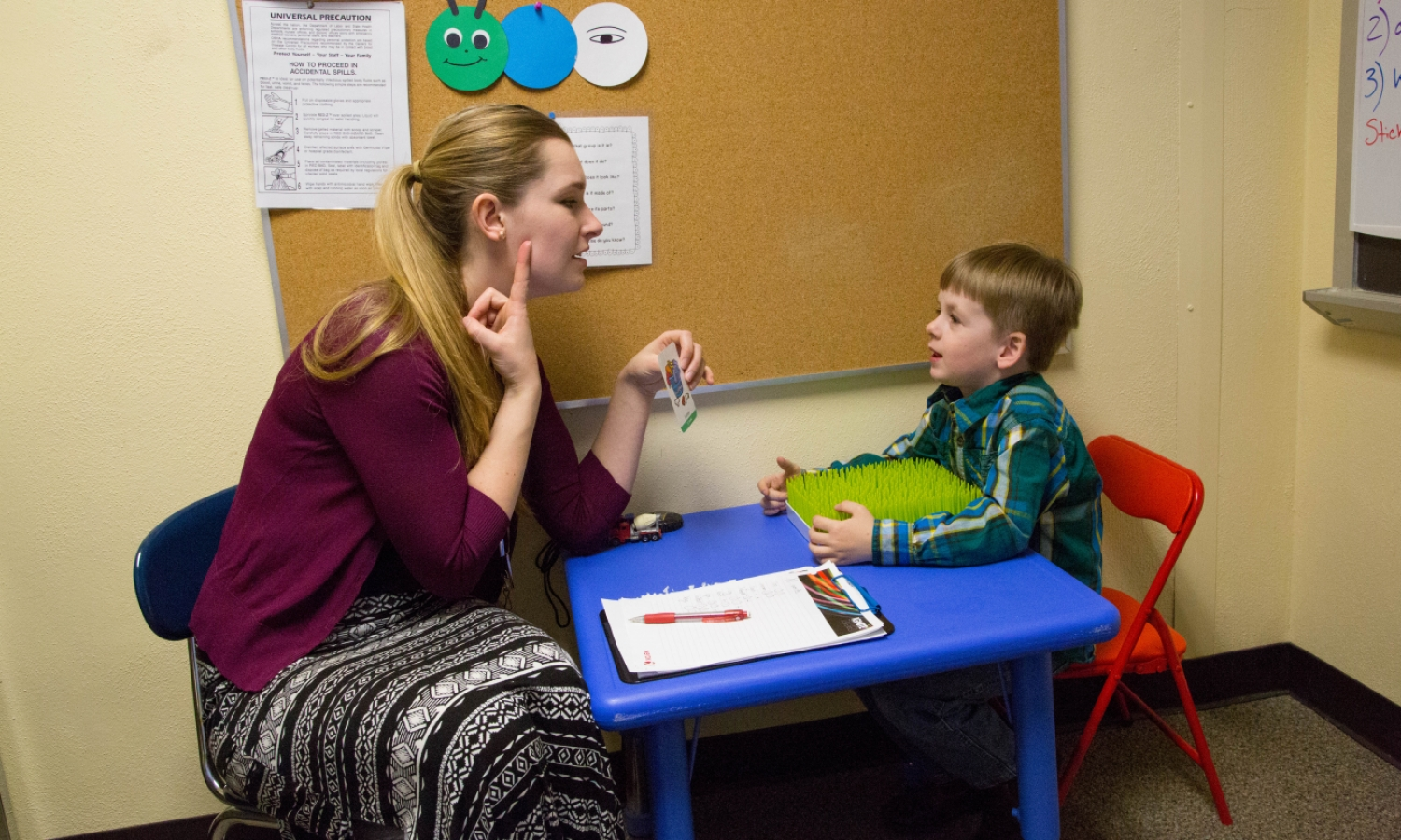 Communication Disorders & Sciences
