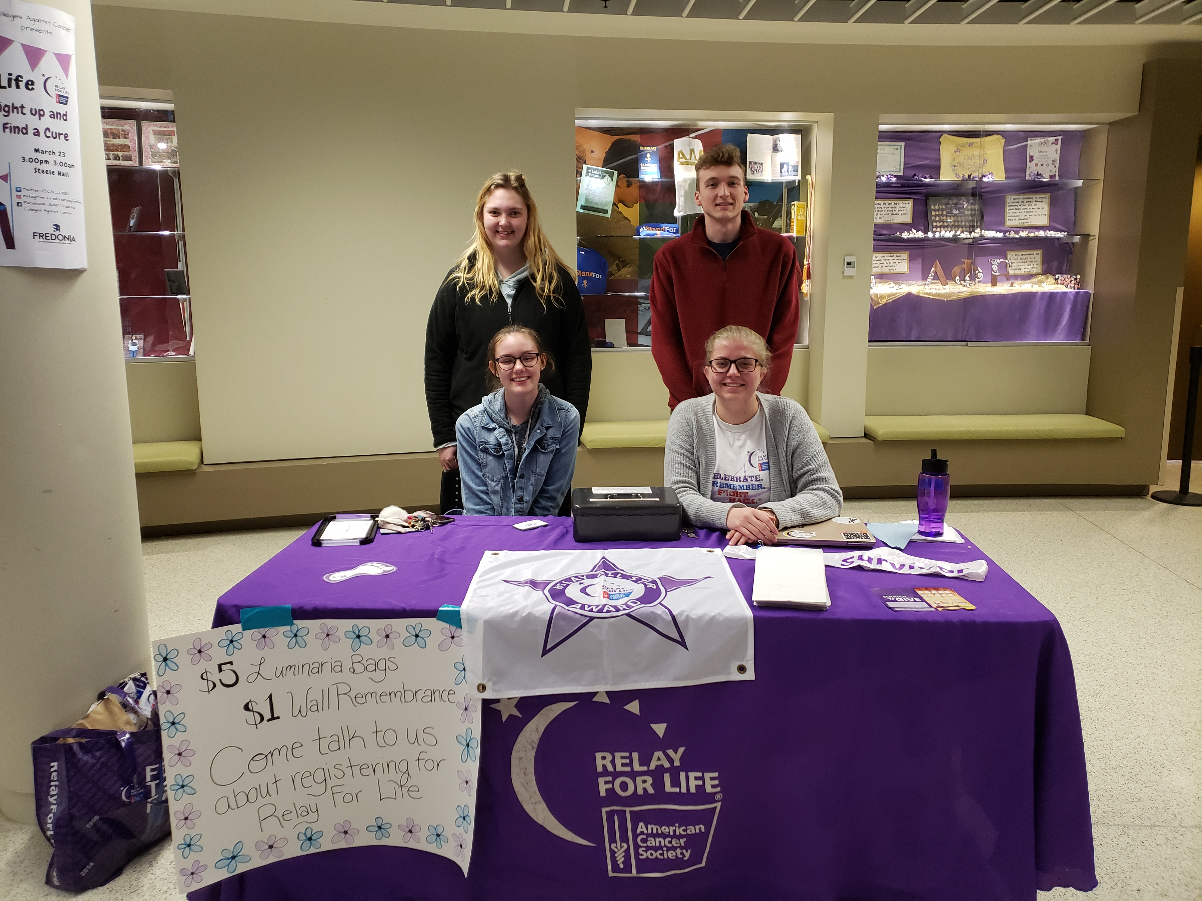 Relay for Lofe -Intern
