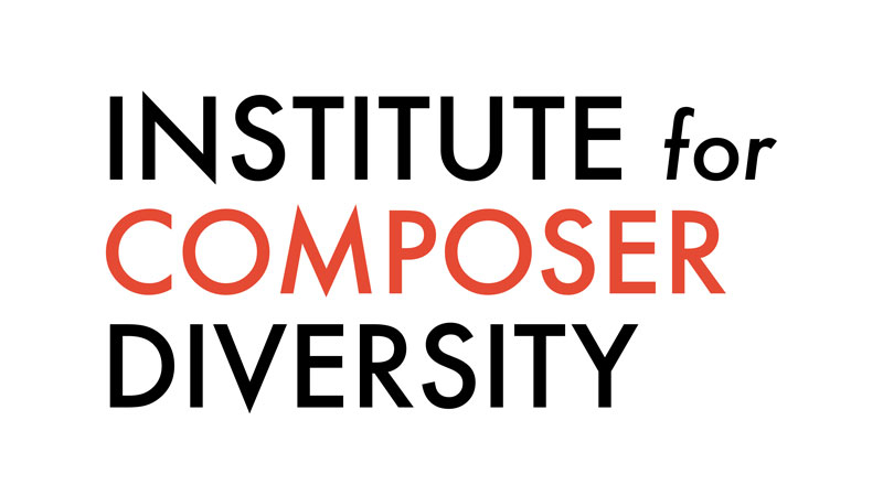 logo for Institute for Composer Diversity