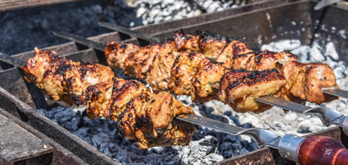 photo of barbeque