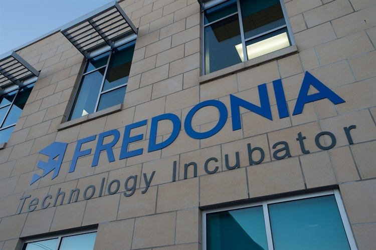 photo of the exterior of the incubator