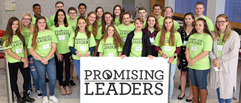 Promising Leaders and participants