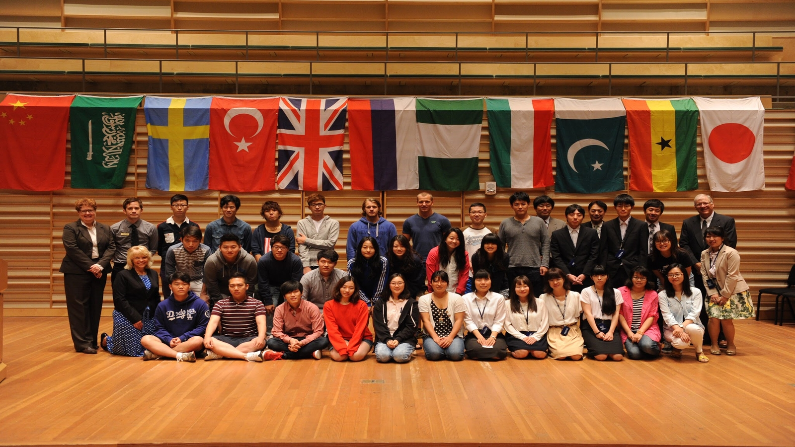 New International Student Welcome