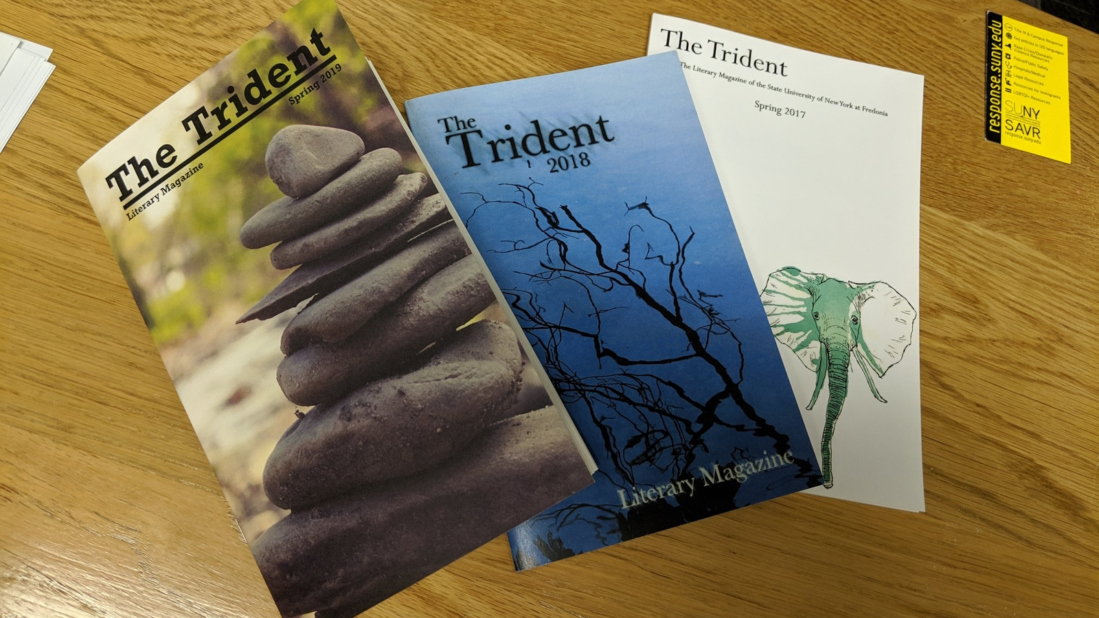 The Trident, 2017-2019