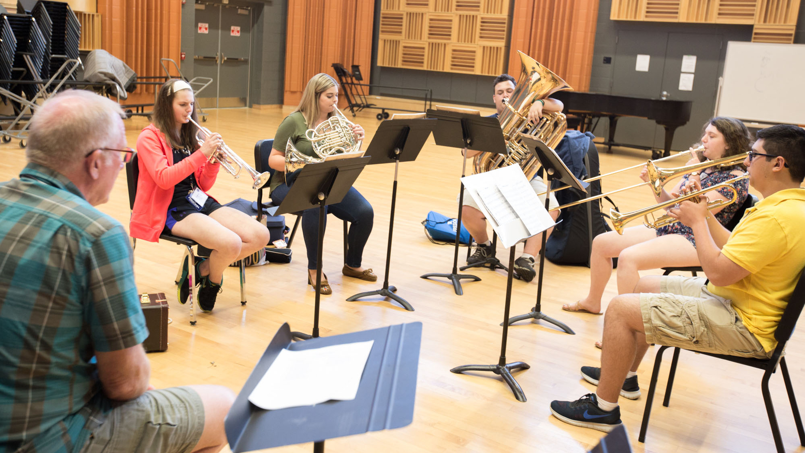 Summer Music Festival Chamber Brass