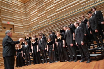 the Fredonia Chamber Choir