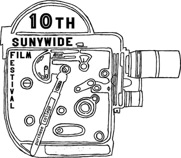 logo for film festival of camera