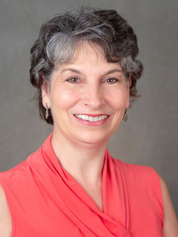 SUNY Distinguished Teaching Professor Julie Newell