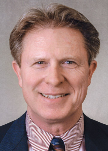 Kevin Kearns, Interim Provost and Vice President for Academic Affairs
