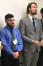 History students receive recognition at Phi Alpha Theta conference