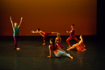 fredonia dance ensemble performance