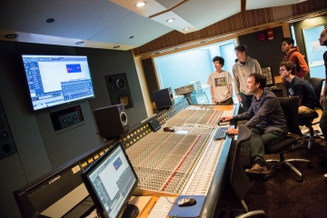 sound recording technology studio