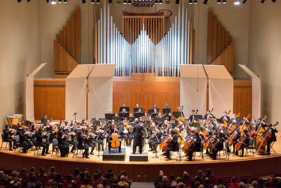 fredonai college symphony orchestra concert