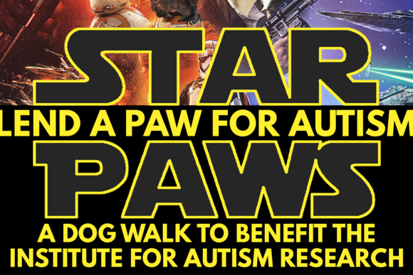 2nd Anual Lend a Paw for Autism: Star Paws