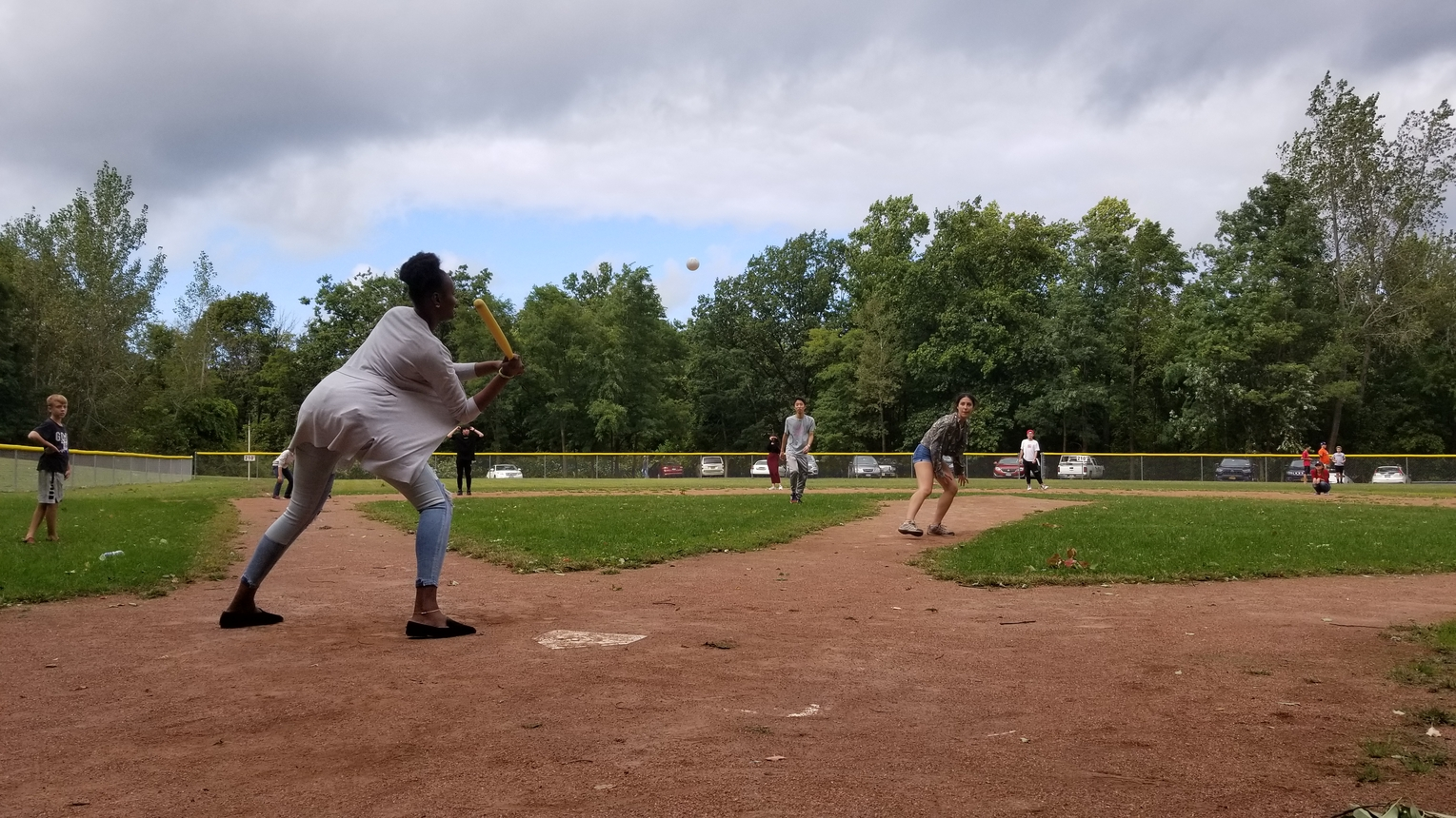 Annual Picnic Baseball Game