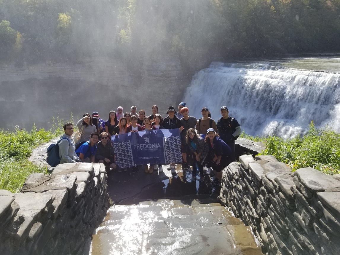 Letchworth State Park Hiking Trip