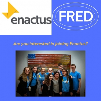 Check out our story for more information regarding @fredoniaenactus! You can also contact @drsuemc!