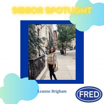 Check out our story for #SeniorSpotlight to meet Leanne Brigham! @leanne.brigham