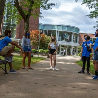 This #GivingTuesday consider an unrestricted gift to Fredonia. Your gift ensures that our students have access to the tools they need to achieve their educational goals, while staying #FREDstrong and prioritizing the health and safety of the entire #FREDfamily. Give today at: bit.ly/36oHVFt
